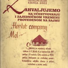 International Trade Fair - Kikinda 2002