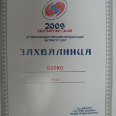 Interagro - Bijeljina 2009