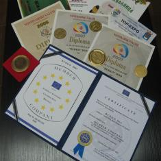 Diploma collection