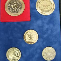 Berko medals