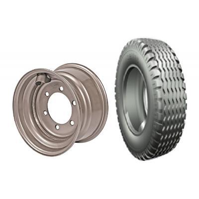 Wheel 11.5/80 – 15.3/9.00  PR14