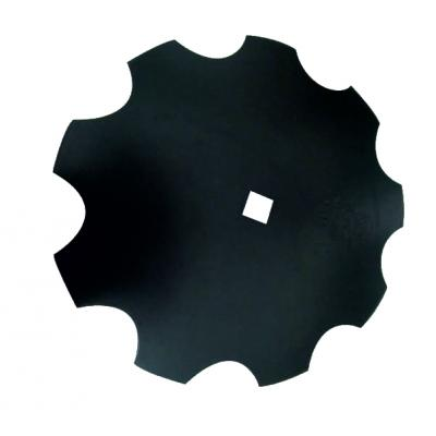 Harrow disc - Notched 510/40-35