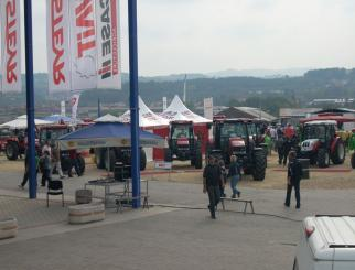 BERKO at the fair in Kragujevac - 2009