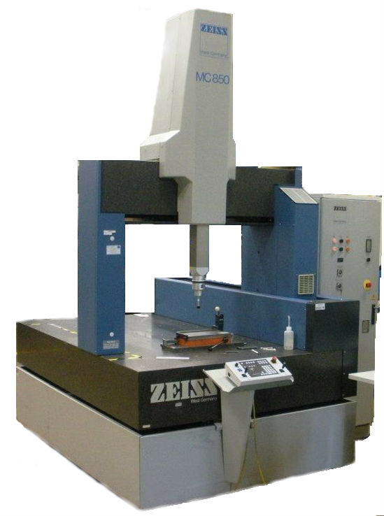 zeiss coordinate measuring machine